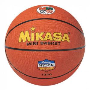 BALON MINIBASKET MIKASA GOMA B5