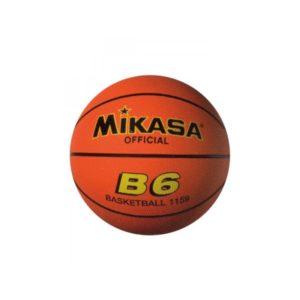 BALON BASKET MIKASA GOMA B6