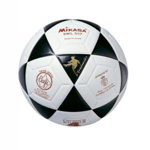 Balón de Fútbol-Sala MIKASA SWL-337 TERMOSOLDADO cuero.