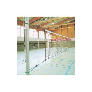 Voleibol competicion 4mm Línea Oro negro