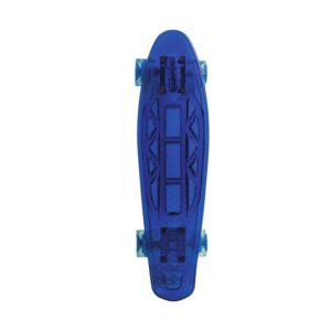 MONOPATIN CRUISER TRANSPARENTE TRACTION